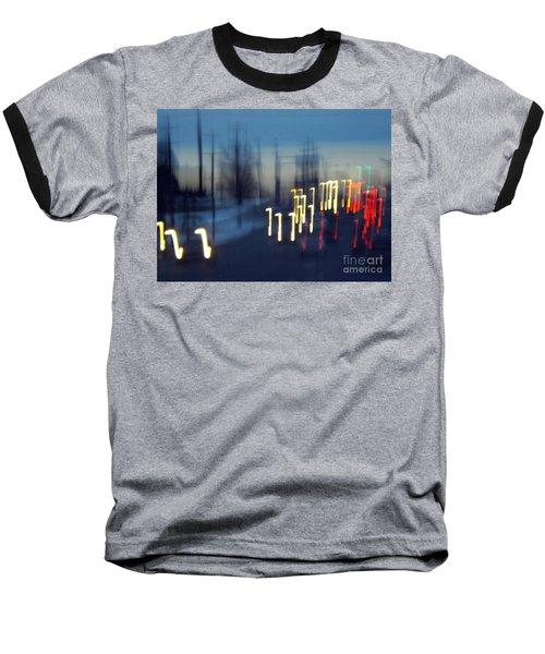 Road To Tomorrow Baseball T-Shirt