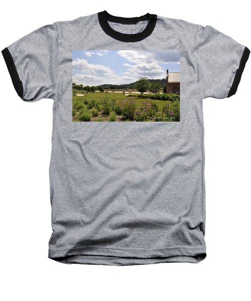 Baseball T-Shirt featuring the photograph Road Trip 2012 #2 by Verana Stark