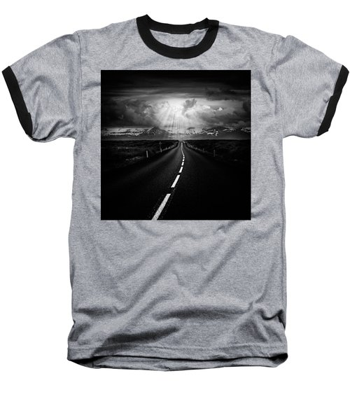 Road Trip Baseball T-Shirt