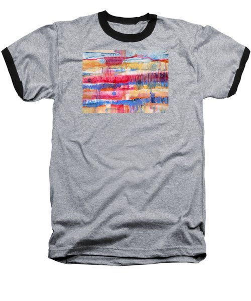 Road Trip Baseball T-Shirt