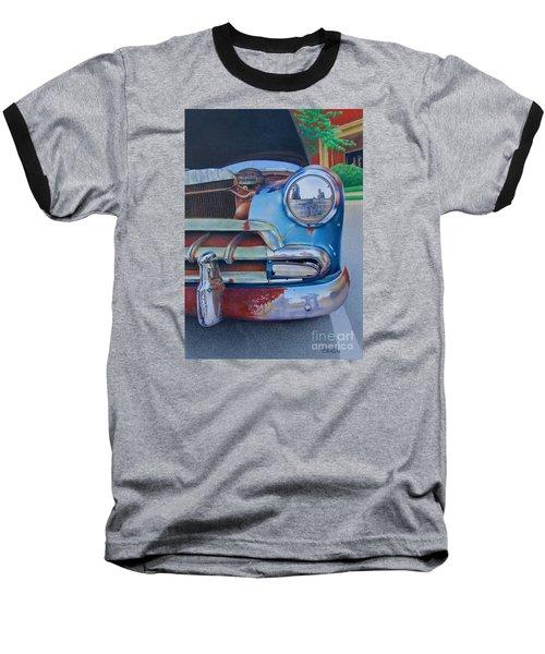 Road Warrior Baseball T-Shirt