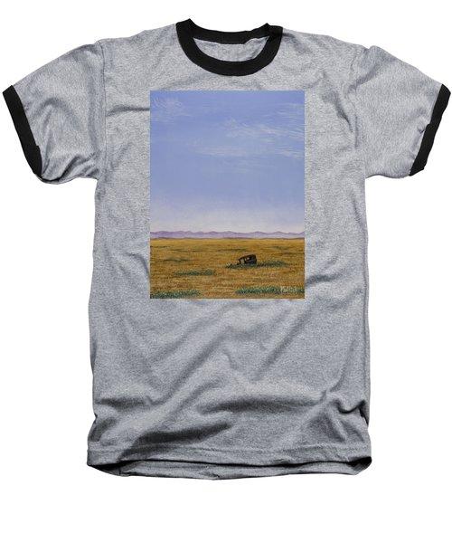 Roadside Attraction Baseball T-Shirt