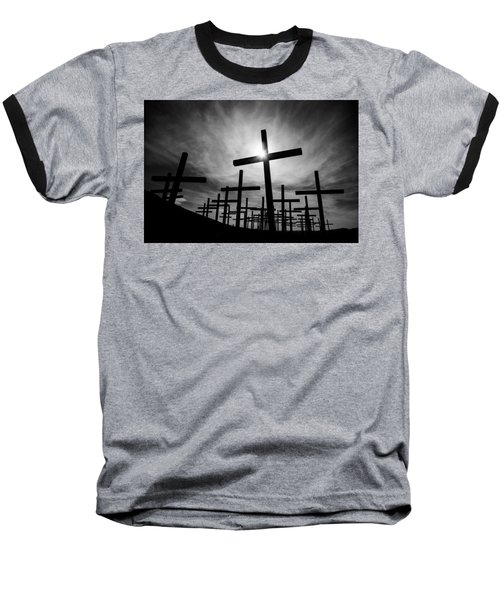 Roadside Memorial Baseball T-Shirt