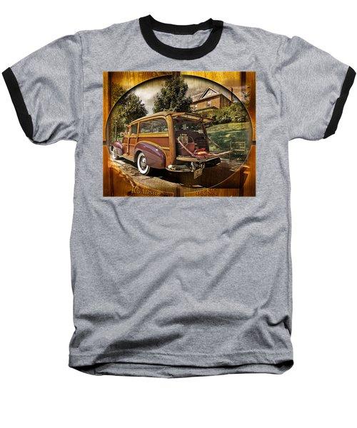Roadside Picnic Baseball T-Shirt