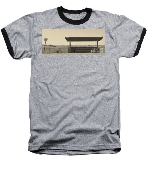 Roadside Rest Baseball T-Shirt