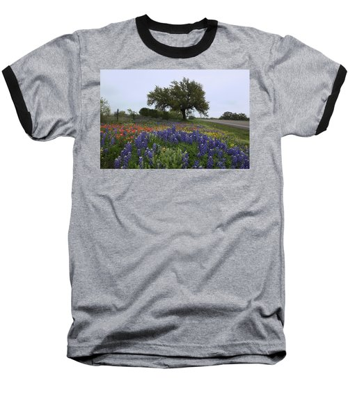 Roadside Splendor Baseball T-Shirt