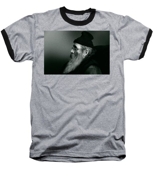 Rob Profile Redux Duotone Baseball T-Shirt