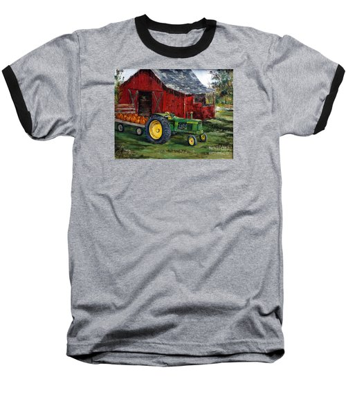 Rob Smith's Tractor Baseball T-Shirt
