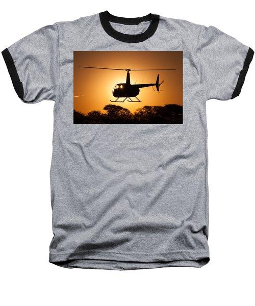 Robbie Sun Baseball T-Shirt