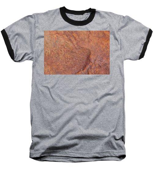 Rock Abstract #3 Baseball T-Shirt