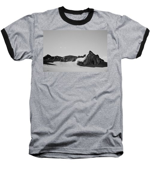 Baseball T-Shirt featuring the photograph Rock And Sand by Lana Enderle