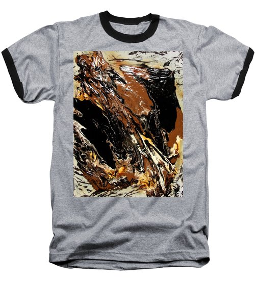 Rock Formation 2 Baseball T-Shirt
