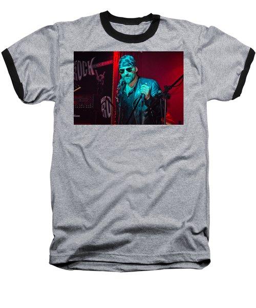Rock Service II Baseball T-Shirt
