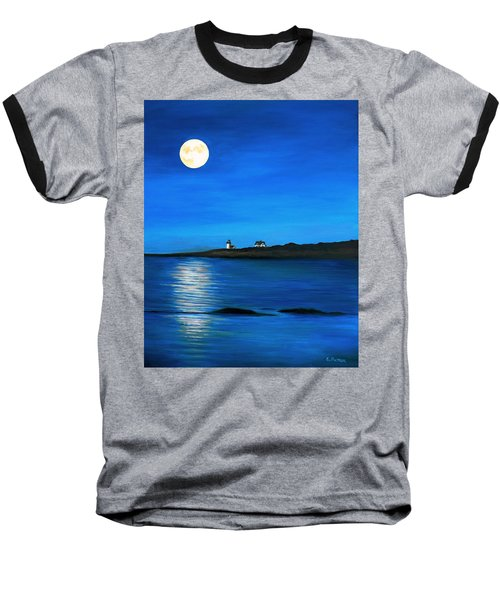 Rockport Harvest Moon Baseball T-Shirt