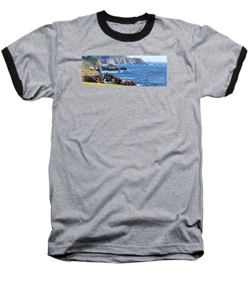 Rocky Creek Bridge Baseball T-Shirt
