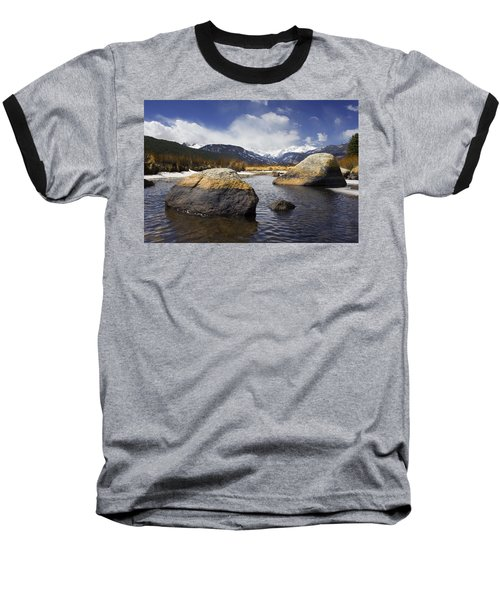 Rocky Mountain Creek Baseball T-Shirt
