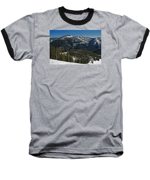 Rocky Mountain Top Baseball T-Shirt