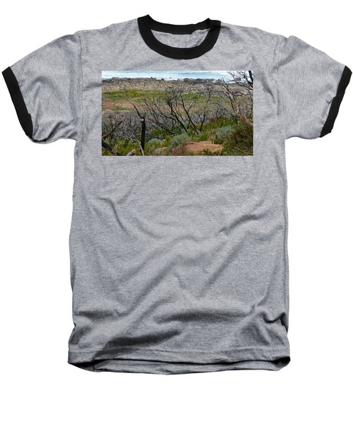 Rocky Outcrop Baseball T-Shirt