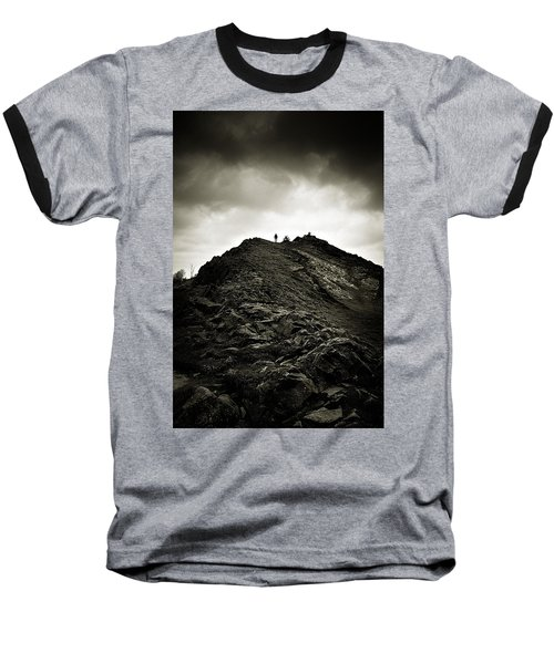 Rocky Pathway To Scotland Baseball T-Shirt
