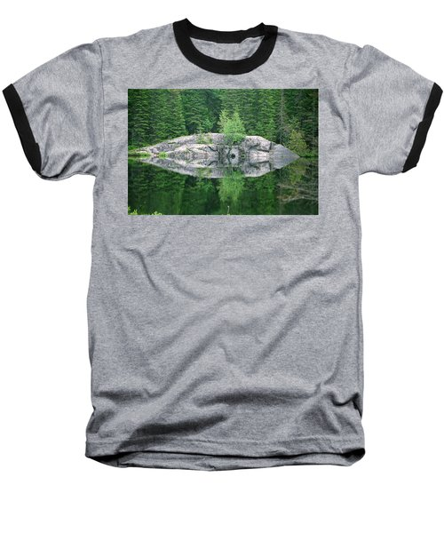 Rocky Reflection Baseball T-Shirt