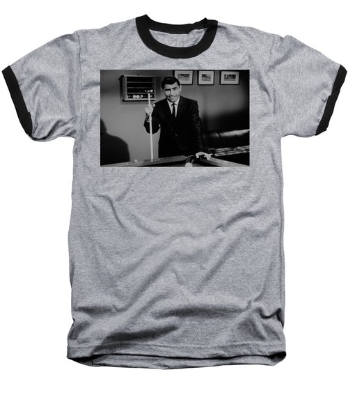 Rod Serling Baseball T-Shirt