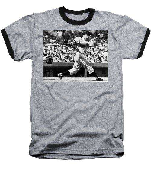 Roger Maris Hits 52nd Home Run Baseball T-Shirt