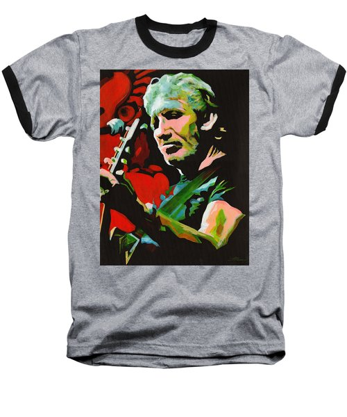 Roger Waters. Breaking The Wall  Baseball T-Shirt