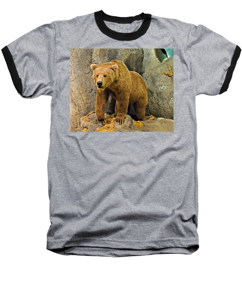 Rolling Hills Wildlife Adventure 1 Baseball T-Shirt