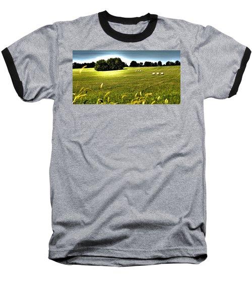 Rolling Pastures Baseball T-Shirt