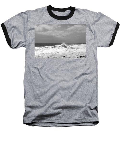 Rolling Surf  Baseball T-Shirt