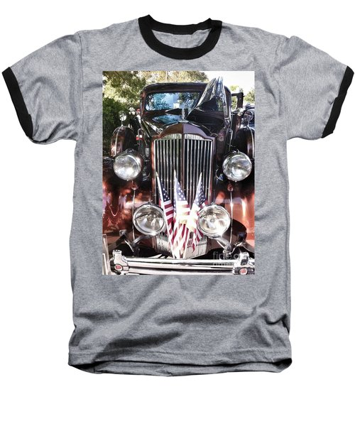 Rolls Royce Car  Baseball T-Shirt