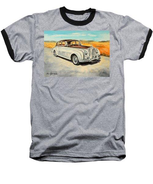 Rolls Royce Silver Cloud Baseball T-Shirt