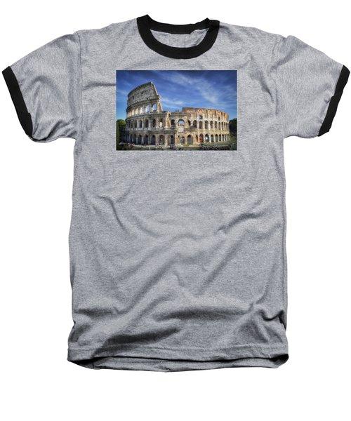 Roman Icon Baseball T-Shirt