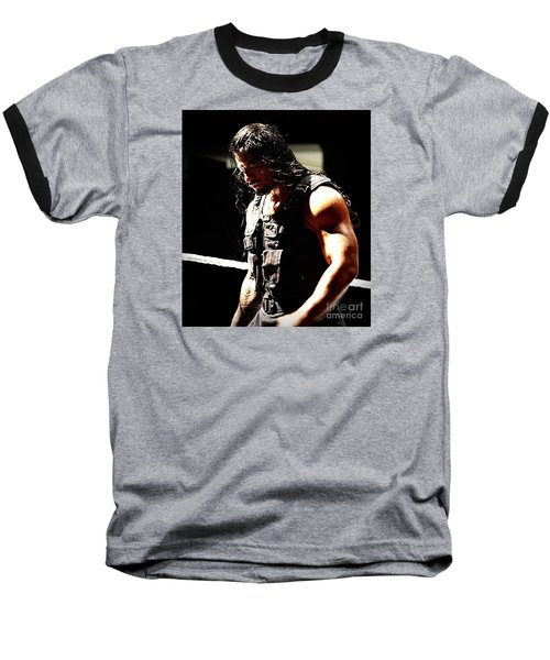 Roman Reigns Baseball T-Shirt