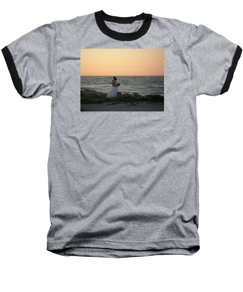 Romance In Captiva Baseball T-Shirt
