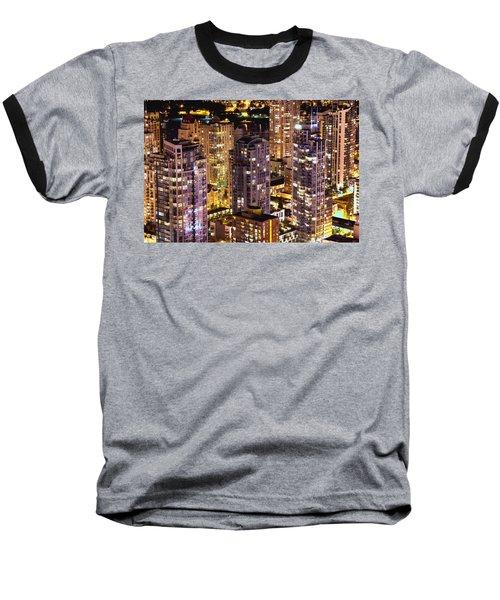 Romantic Yaletown Vancouver Canada Mcdxxxi Baseball T-Shirt