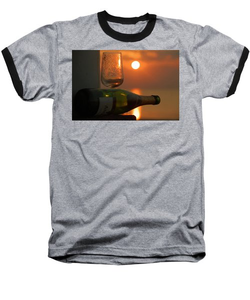 Baseball T-Shirt featuring the photograph Romance by Leticia Latocki