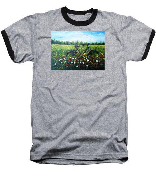 Romantic Break Baseball T-Shirt