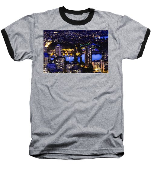 Romantic Kits Beach - Mdxxxviii Baseball T-Shirt by Amyn Nasser