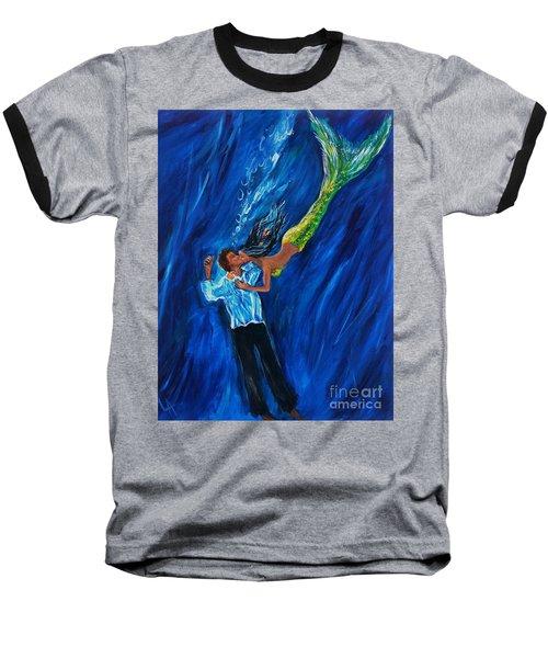 Romantic Rescue Baseball T-Shirt