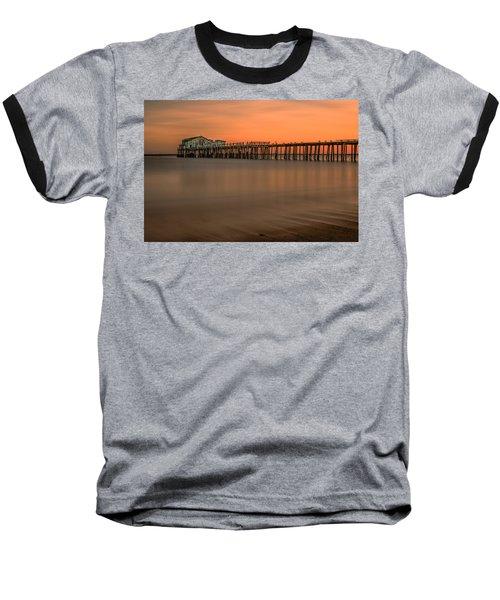 Romeo's Pier Baseball T-Shirt