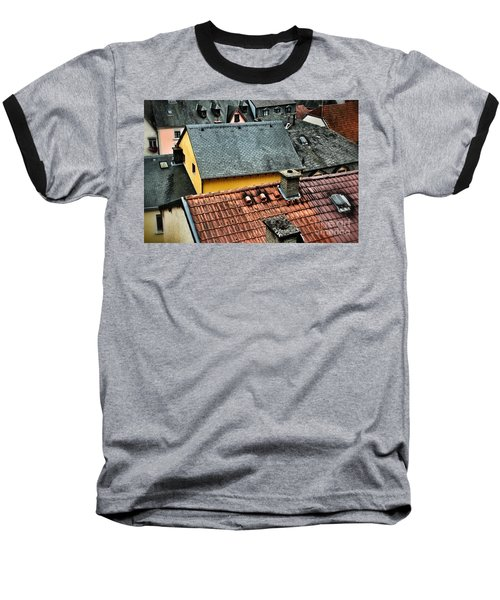 Rooftops Baseball T-Shirt