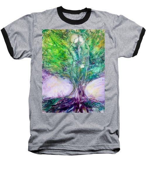 Rooted In Love Baseball T-Shirt