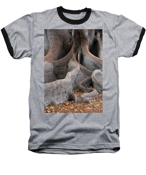 Roots Of The Fig Baseball T-Shirt