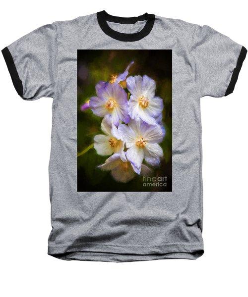 Rosa Canina Baseball T-Shirt
