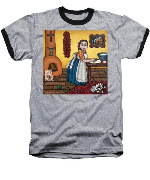 Rosas Kitchen Baseball T-Shirt