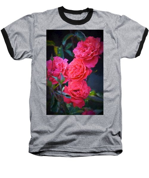 Rose 138 Baseball T-Shirt