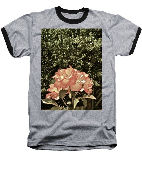 Rose 55 Baseball T-Shirt