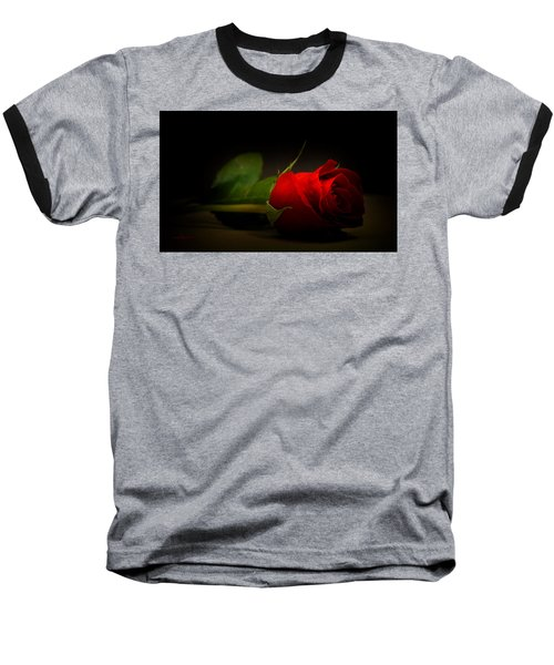 Rose Bud Baseball T-Shirt