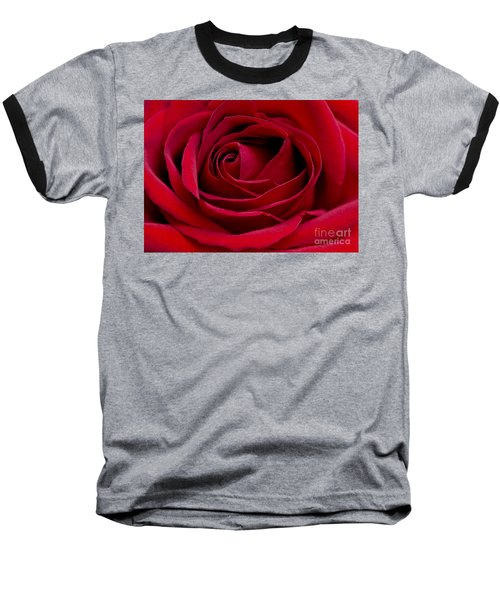 Eye Of The Rose Baseball T-Shirt